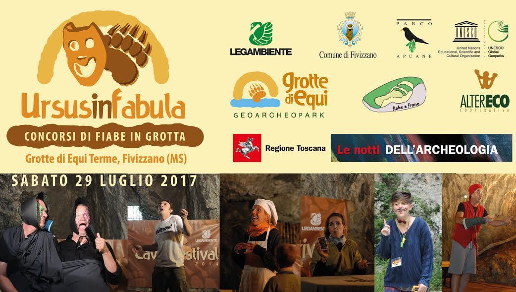 Ursus in Fabula – Torna il concorso di recitazione e illustrazione di fiabe in Grotta