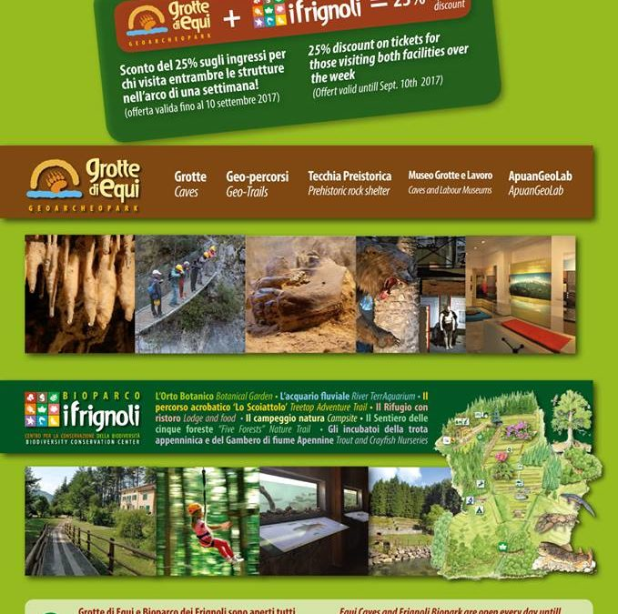 Estate fresca e low-cost con la 'Lunigiana Nature Card'!