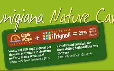 Estate fresca e low-cost con la 'Lunigiana Nature Card'!