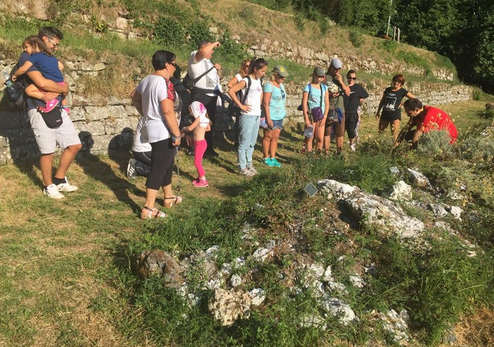 Ad Agosto i turisti hanno scelto la Natura della Lunigiana