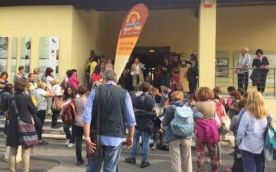 150 insegnanti visitano il Bioparco dei Frignoli e le Grotte di Equi Terme