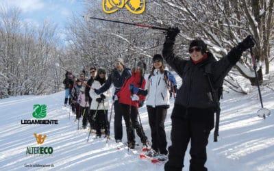 Nevediversa 2018, primo appuntamento sulla neve a impatto zero sull'Appennino in Lunigiana