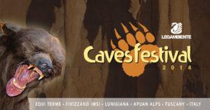 Caves festival concerto e apericena in grotta