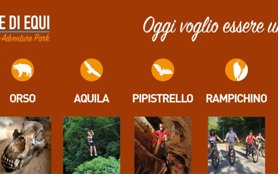 Le Grotte di Equi diventano un Geo-Archeo-Adventure Park!