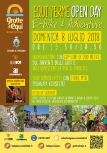 Equi terme open day E-bike & Adventure