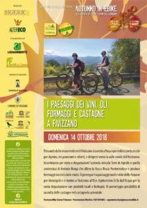 flyer A4 ebike autunno fivizzano1410