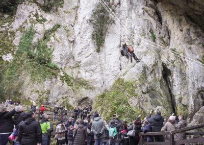 Foto befana grotte di equi 2019