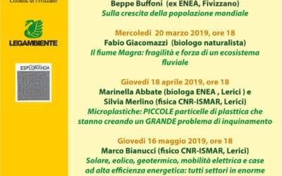 Ecologia e sostenibilità – Ciclo di Seminari