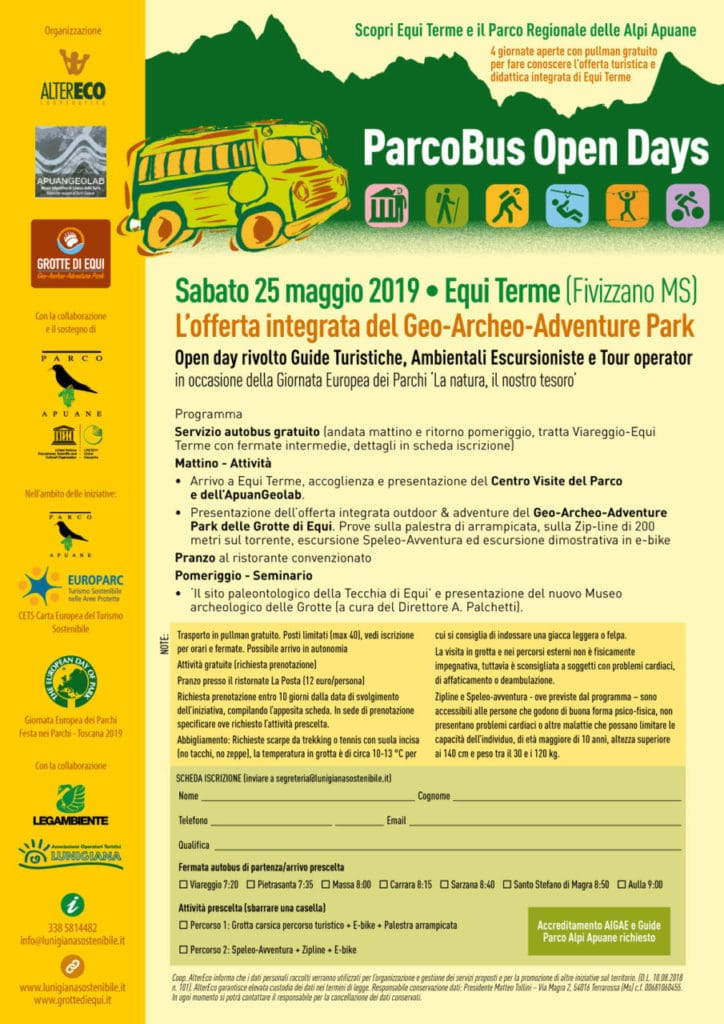 flyer parco bus guide 25052019