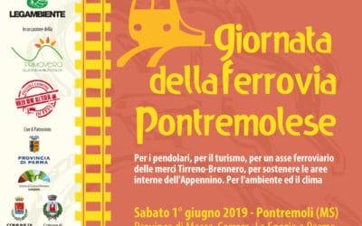 Giornata per il rilancio della Ferrovia Pontremolese – Legambiente
