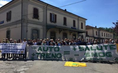 Raddoppio Ferrovia Pontremolese, Legambiente: bene Ministro, aspettiamo gli atti.