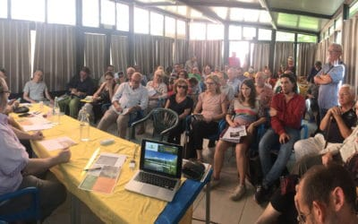 Successo del Forum per il Parco interregionale del fiume Magra