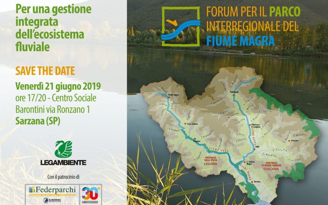 Forum per il Parco interregionale del fiume Magra