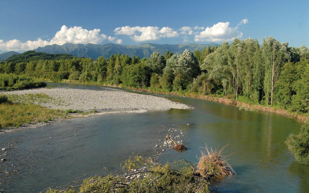 anpil fiume magra