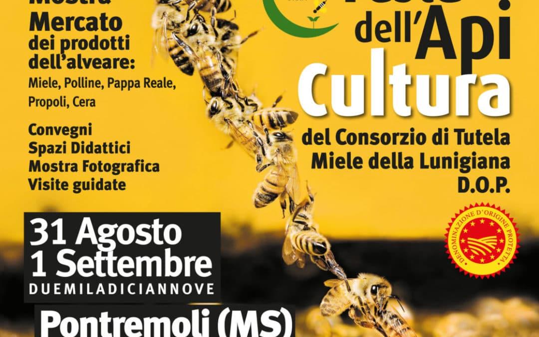 Legambiente e Bioparco dei Frignoli alla Festa dell'ApiCultura