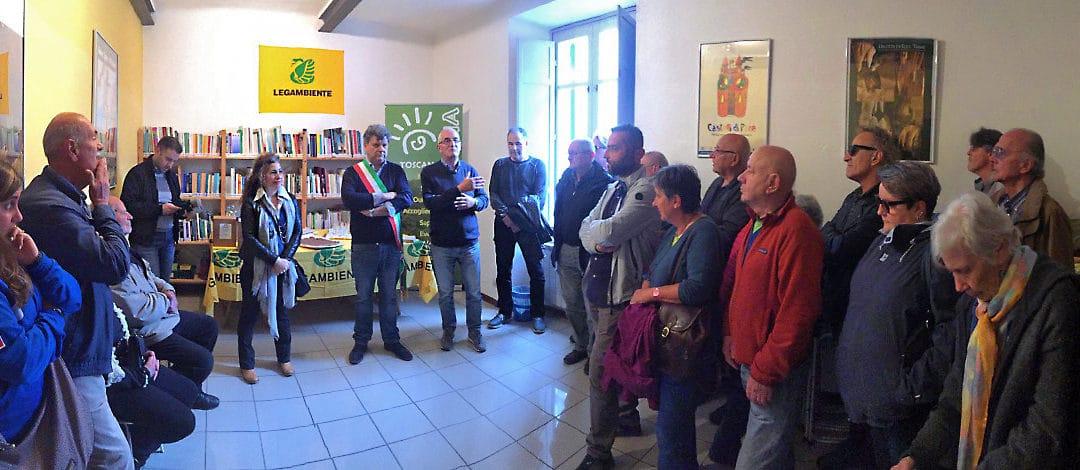 Assemblea congressuale aperta di Legambiente Lunigiana – sabato 5 ottobre 2019