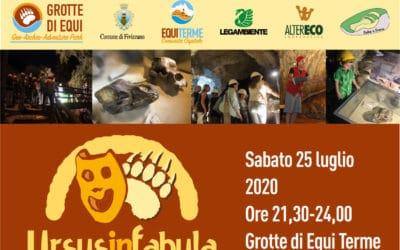 Ursus in Fabula. Le Notti dell'Archeologia ad Equi Terme