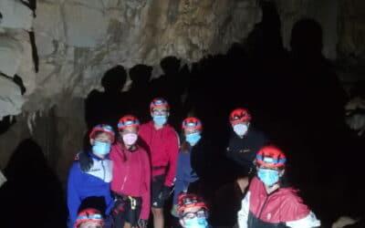 Si allunga il mese della speleo-avventura alle Grotte di Equi.