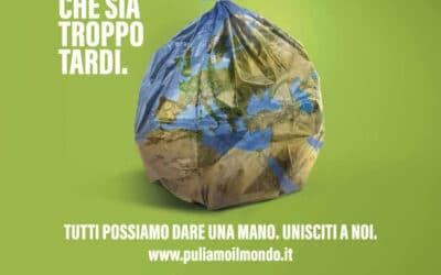 Primo Puliamo il Mondo dell'anno a Podenzana!