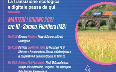 Lunigiana Next Generation – Per il Raddoppio della Ferrovia Pontremolese