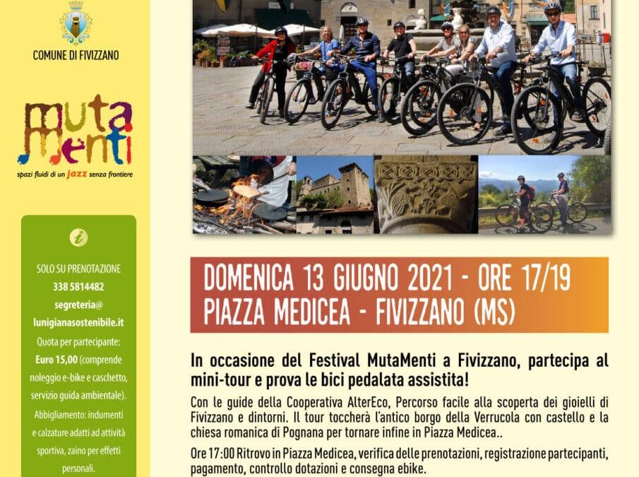 Mini escursione In E-bike nei dintorni di Fivizzano