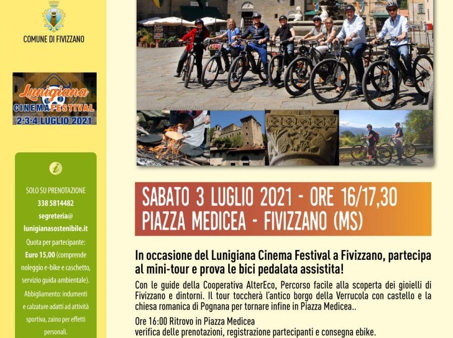 Eco-tour in E-bike 'Fivizzano Ring'