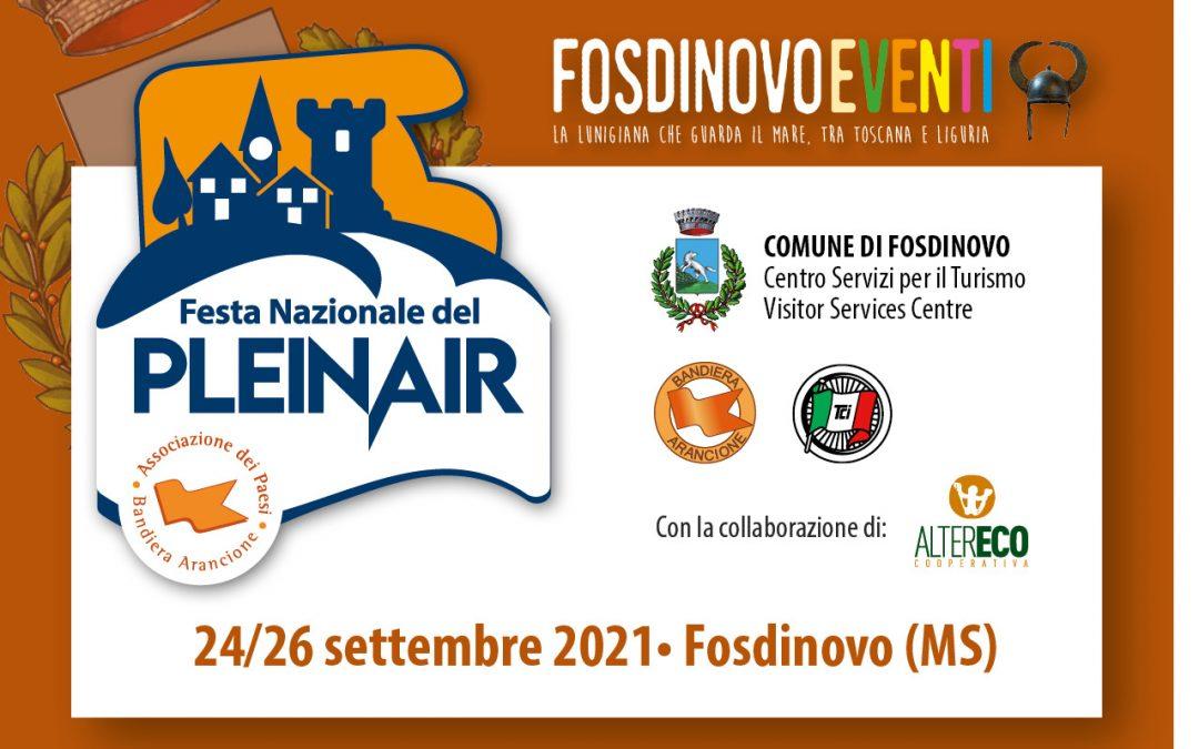 Torna la Festa Nazionale del Plein Air a Fosdinovo